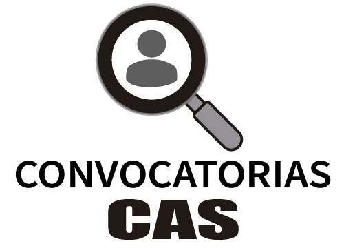 convocatorias CAS